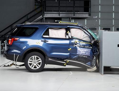 Las SUV's Jeep Grand Cherokee y Explorer no pasan pruebas de la IIHS según CNN.